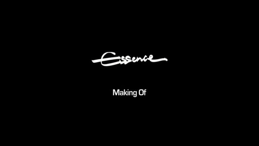 Infiniti Essence - Making Of